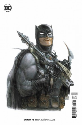 BATMAN #74 (2016 SERIES) VARIANT