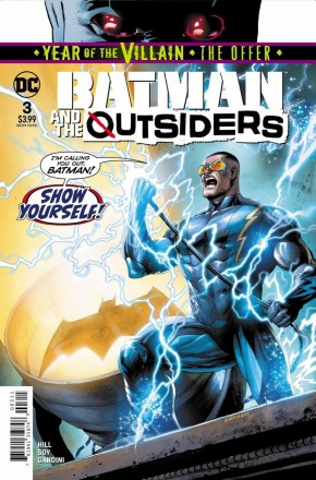 BATMAN AND THE OUTSIDERS #3 (2019 SERIES)