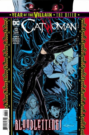CATWOMAN #13 (2018 SERIES)