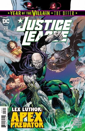 JUSTICE LEAGUE #28 (2018 SERIES)