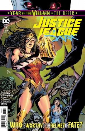 JUSTICE LEAGUE DARK #13 (2018 SERIES)
