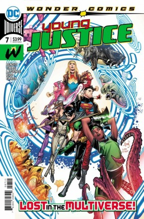 YOUNG JUSTICE #7 (2019 SERIES)