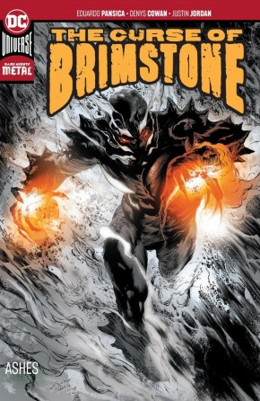 CURSE OF BRIMSTONE VOLUME 2 ASHES GRAPHIC NOVEL