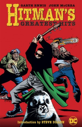 HITMAN GREATEST HITS GRAPHIC NOVEL