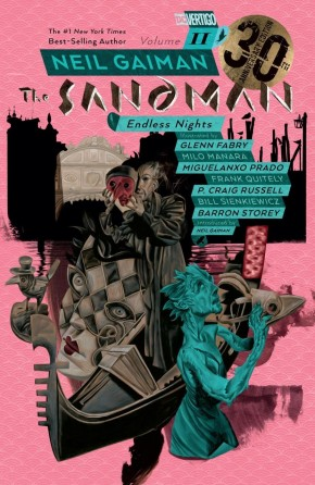 SANDMAN VOLUME 11 ENDLESS NIGHTS 30TH ANNIVERSARY EDITION GRAPHIC NOVEL
