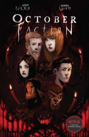 OCTOBER FACTION VOLUME 6 OPEN SEASON GRAPHIC NOVEL