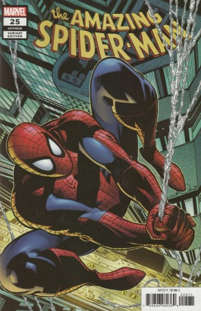 AMAZING SPIDER-MAN #25 (2018 SERIES) SIMONSON 1 IN 10 INCENTIVE VARIANT