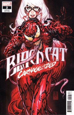 BLACK CAT #2 (2019 SERIES) BROOKS CARNAGE-IZED VARIANT
