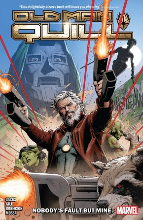 OLD MAN QUILL VOLUME 1 NOBODYS FAULT BUT MY OWN GRAPHIC NOVEL