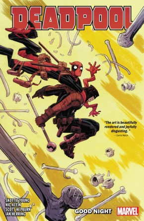 DEADPOOL BY SKOTTIE YOUNG VOLUME 2 GOOD NIGHT GRAPHIC NOVEL