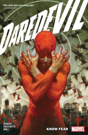 DAREDEVIL BY CHIP ZDARSKY VOLUME 1 TO KNOW FEAR GRAPHIC NOVEL
