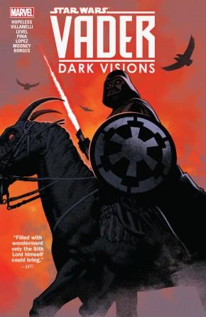STAR WARS VADER DARK VISIONS GRAPHIC NOVEL