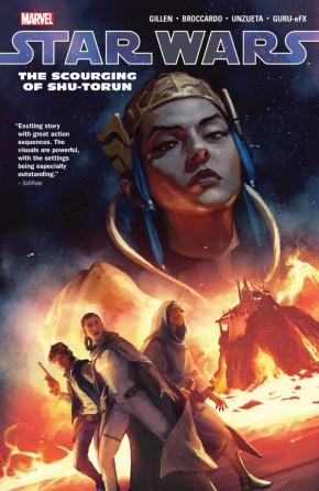 STAR WARS VOLUME 11 SCOURGING OF SHU-TORUN GRAPHIC NOVEL