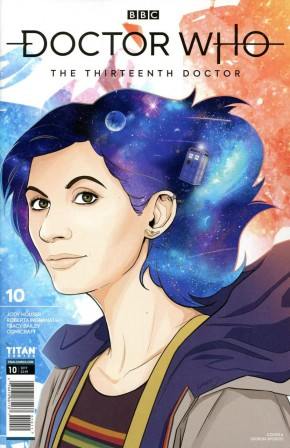 DOCTOR WHO 13TH DOCTOR #10
