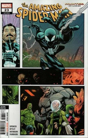 AMAZING SPIDER-MAN #23 (2018 SERIES) 2ND PRINTING