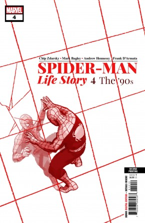 SPIDER-MAN LIFE STORY #4 2ND PRINTING