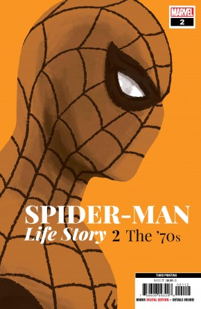 SPIDER-MAN LIFE STORY #2 3RD PRINTING