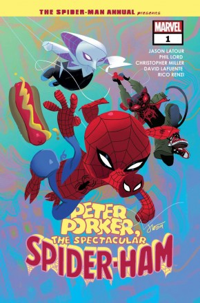 SPIDER-MAN ANNUAL #1 (2019) 2ND PRINTING