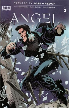 ANGEL #2 (2019 SERIES) 2ND PRINTING