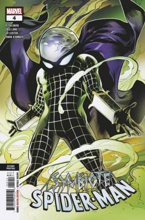 SYMBIOTE SPIDER-MAN #4 2ND PRINTING
