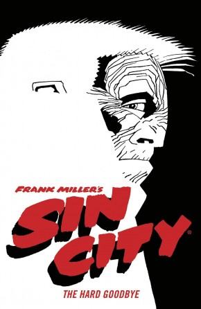 FRANK MILLERS SIN CITY VOLUME 1 THE HARD GOODBYE GRAPHIC NOVEL FOURTH EDITION