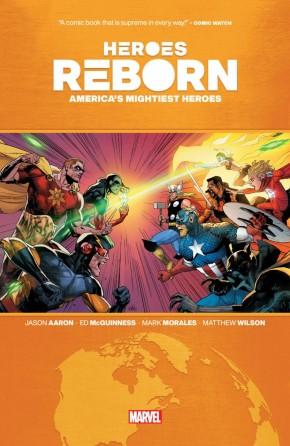 HEROES REBORN EARTHS MIGHTIEST HEROES GRAPHIC NOVEL