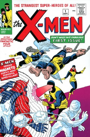 MIGHTY MARVEL MASTERWORKS X-MEN STRANGEST SUPER HEROES VOLUME 1 DM VARIANT GRAPHIC NOVEL