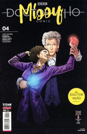 DOCTOR WHO MISSY #4