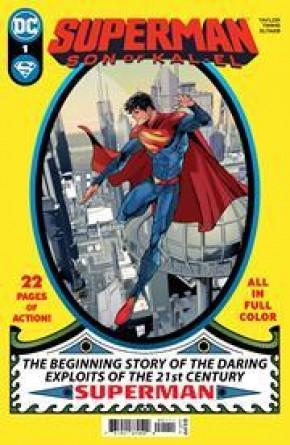 SUPERMAN SON OF KAL EL #1