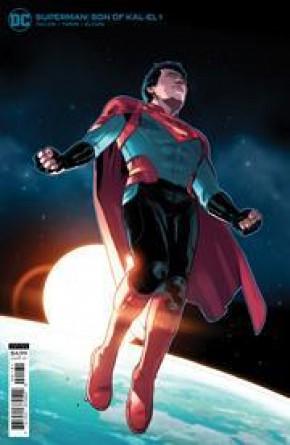 SUPERMAN SON OF KAL EL #1 STEPHEN BYRNE STOCK VARIANT