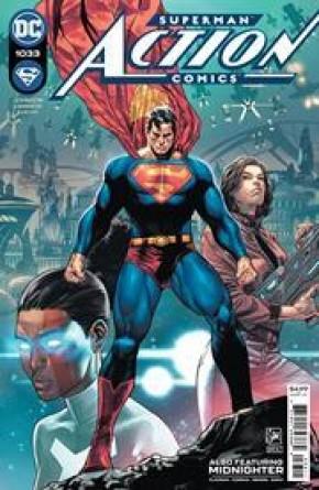 ACTION COMICS #1033 (2016 SERIES)