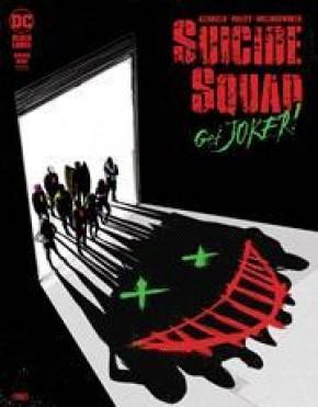 SUICIDE SQUAD GET JOKER #1 COVER B JORGE FORNES VARIANT