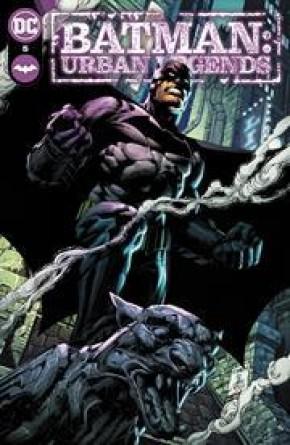 BATMAN URBAN LEGENDS #5