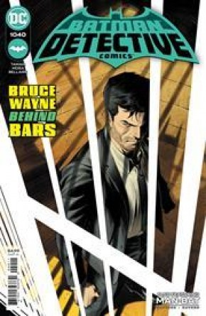 DETECTIVE COMICS #1040 (2016 SERIES)