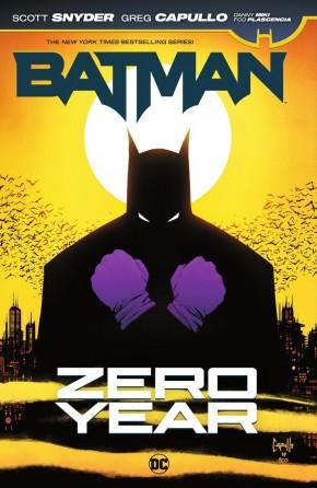 BATMAN ZERO YEAR GRAPHIC NOVEL