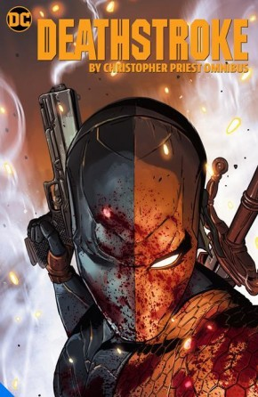 DEATHSTROKE BY CHRISTOPHER PRIEST OMNIBUS HARDCOVER