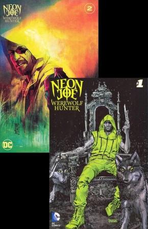 NEON JOE #1 AND #2 SET