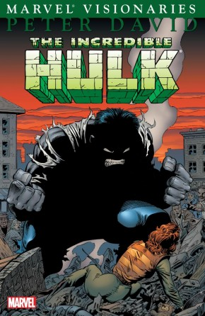 HULK VISIONARIES PETER DAVID VOLUME 1 GRAPHIC NOVEL