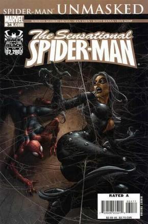 SENSATIONAL SPIDER-MAN #34 (2006 SERIES)