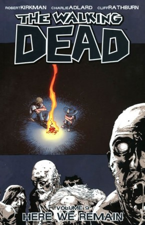 WALKING DEAD VOLUME 9 HERE WE REMAIN GRAPHIC NOVEL