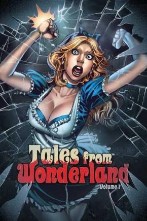 TALES FROM WONDERLAND VOLUME 1 GRAPHIC NOVEL