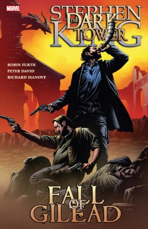 DARK TOWER FALL OF GILEAD HARDCOVER