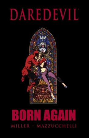 DAREDEVIL BORN AGAIN GRAPHIC NOVEL