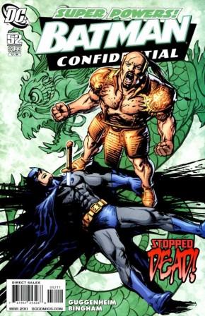 BATMAN CONFIDENTIAL #52