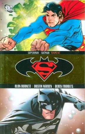 SUPERMAN BATMAN TORMENT GRAPHIC NOVEL