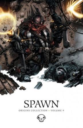 SPAWN ORIGINS VOLUME 9 GRAPHIC NOVEL