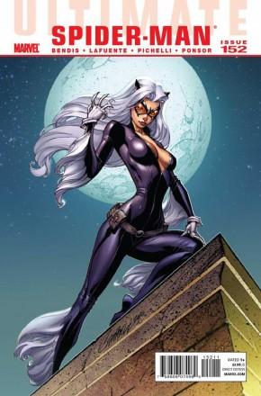 ULTIMATE COMICS SPIDER-MAN #152 (2009 SERIES)