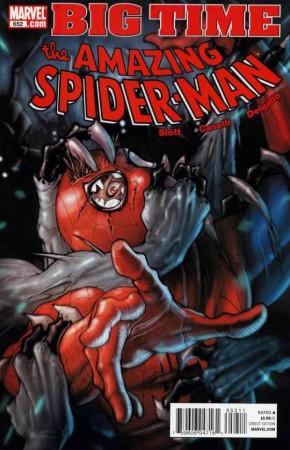AMAZING SPIDER-MAN #652 (1999 SERIES)