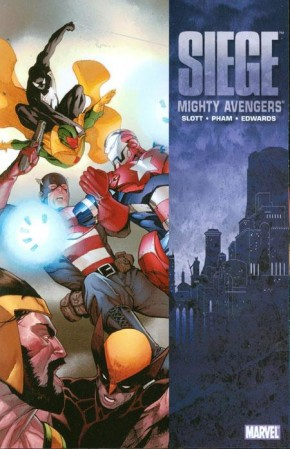 SIEGE MIGHTY AVENGERS GRAPHIC NOVEL