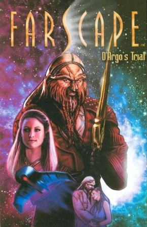 FARSCAPE UNCHARTED TALES VOLUME 2 DARGOS TRIAL GRAPHIC NOVEL